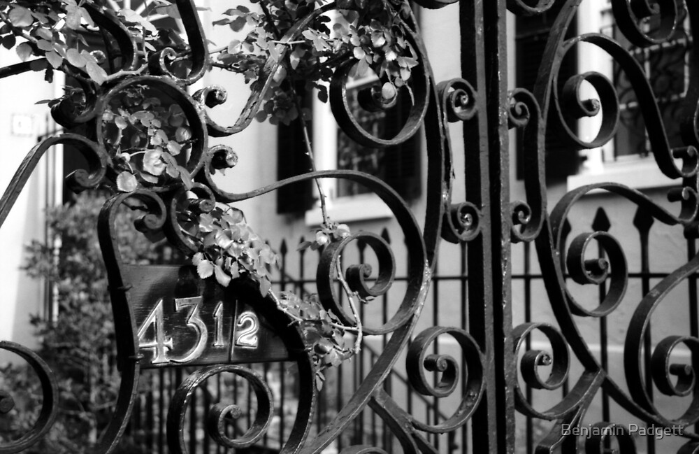 43-1/2 Meeting Street #1, Charleston, SC by Benjamin Padgett
