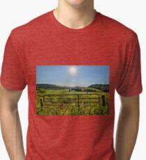 The Farm Gate Tri-blend T-Shirt