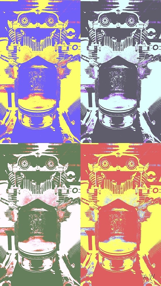 Robots by A W