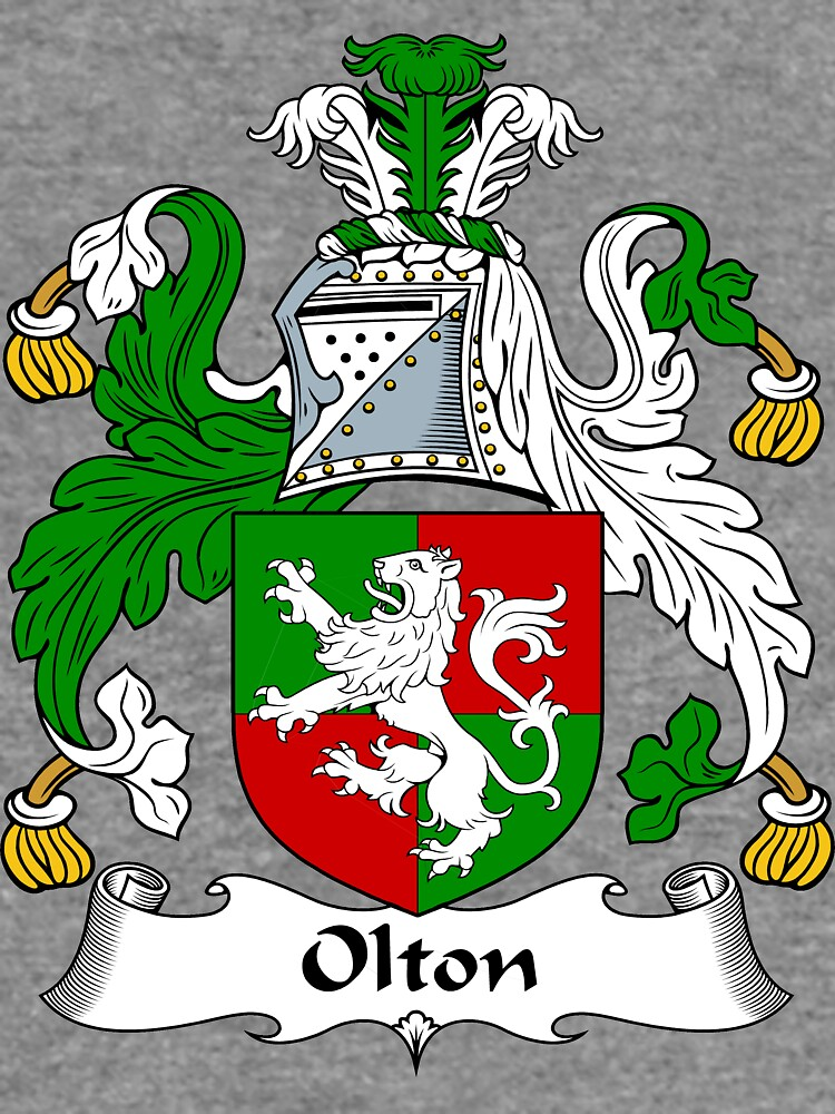 Olton or Owlton by HaroldHeraldry