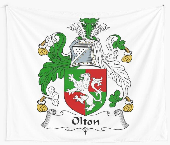 Olton or Owlton by HaroldHeraldry