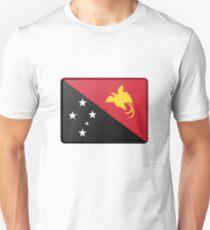 Papua New Guinea Flag  Unisex T-Shirt