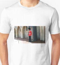 guard at Windsor Castle Unisex T-Shirt