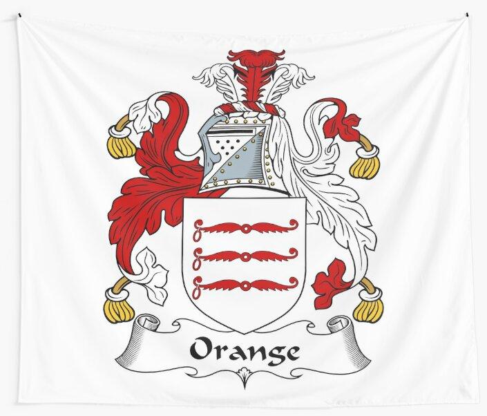 Orange by HaroldHeraldry