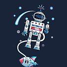 Astrobot by VicNeko