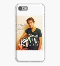 nikita tretyak w/ ball iPhone Case/Skin