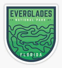 The Everglades Sticker