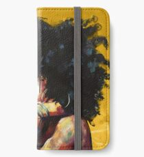 Naturally II GOLD iPhone Wallet/Case/Skin