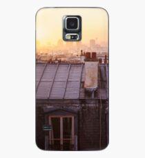 Breathe Paris.... Case/Skin for Samsung Galaxy