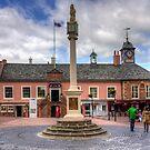 Carlisle Market Cross by Tom Gomez