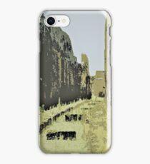 Pompeii road iPhone Case/Skin