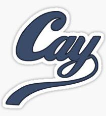Cay Sticker