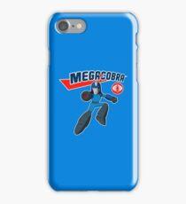 MEGACOBRA iPhone Case/Skin
