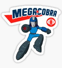MEGACOBRA Sticker