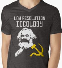 Marxism - A Low Resolution Ideology T-Shirt