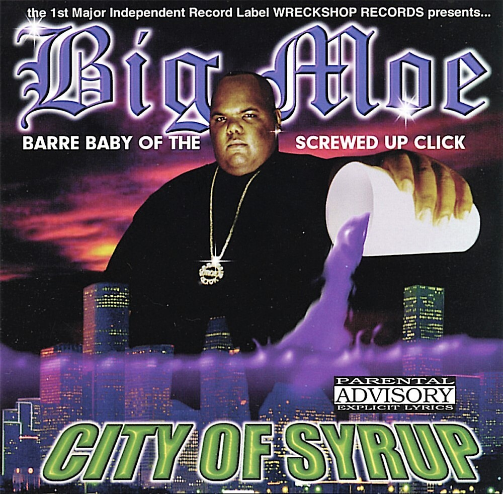 Big Moe: City Of Syrup by illbreth