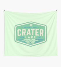 Crater Lake Wall Tapestry