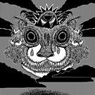 Cat-God by Rev. J Nada