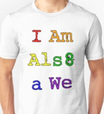 Sense8 - I Am Also a We Unisex T-Shirt