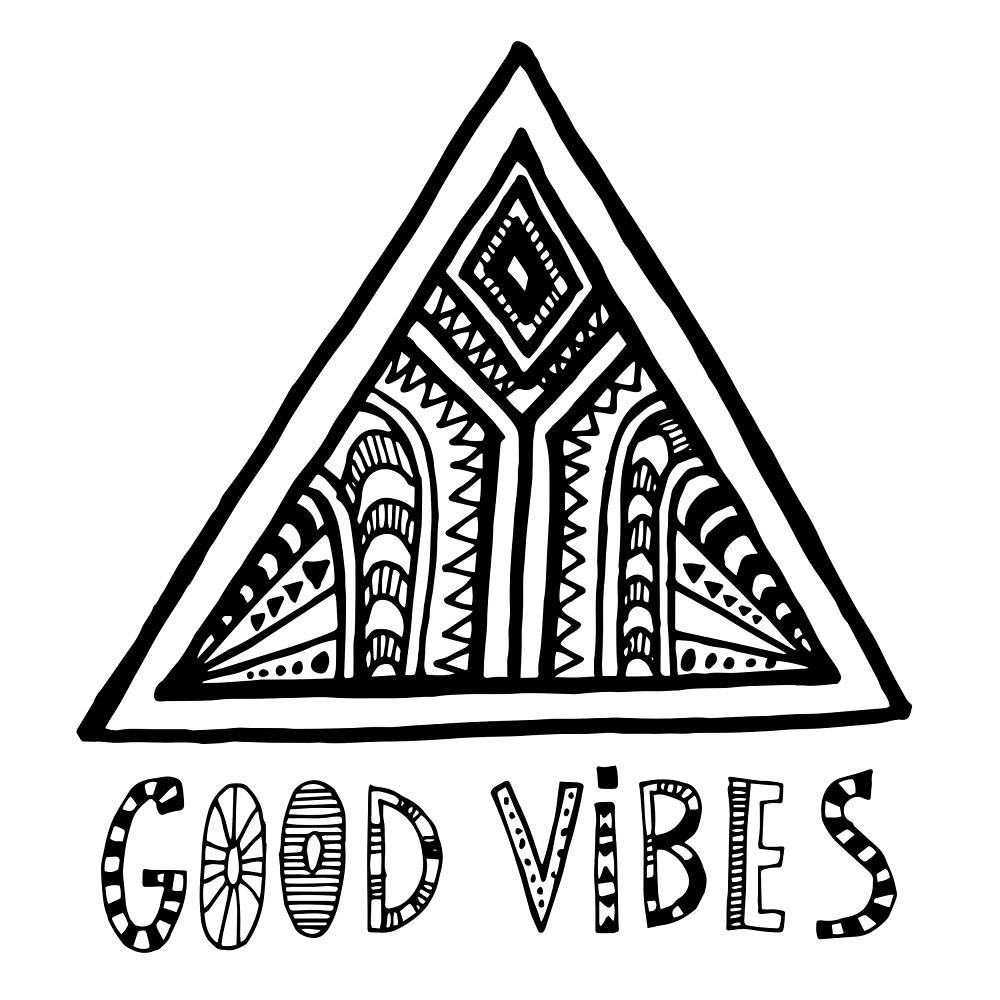 Good Vibes Mindset by vasarenar