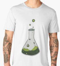 Toxic Contents Men's Premium T-Shirt