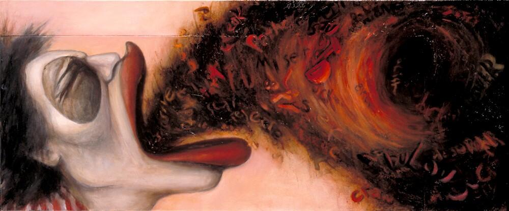 Self-Doubt by Amanda Burns-Elhassouni