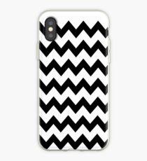 Twin Peaks Texture iPhone Case