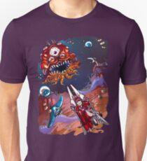 The Guardian Legend: Alyssa vs. Red Grimgrin Unisex T-Shirt