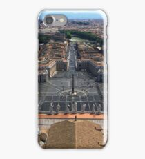 St. Peter's Square iPhone Case/Skin