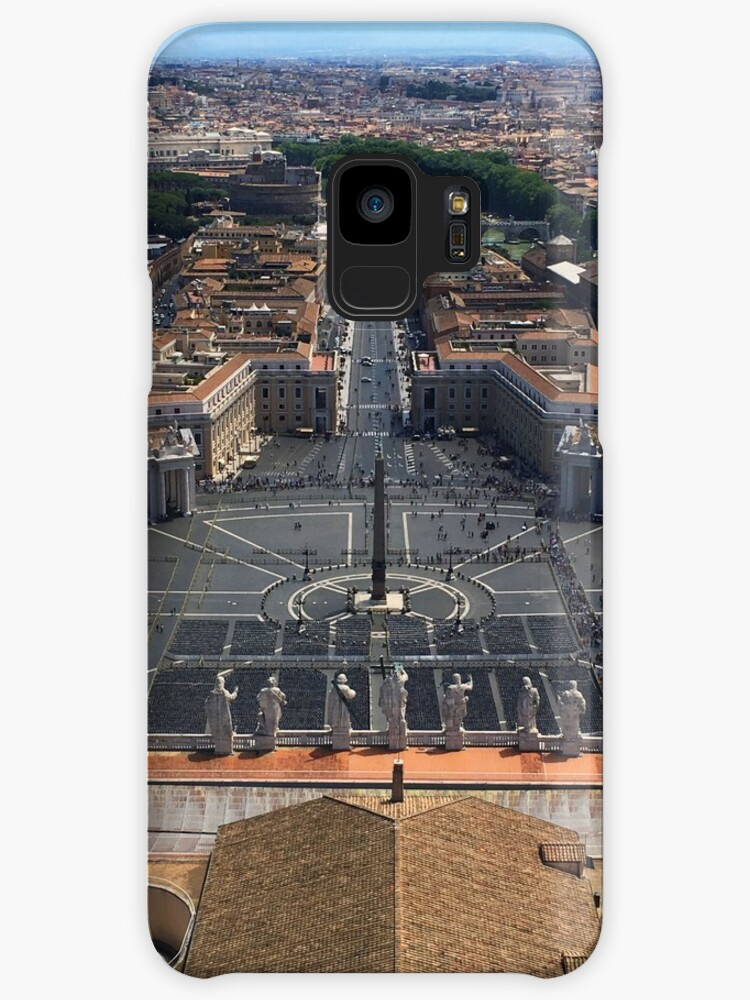 St. Peter's Square by dukapotomus