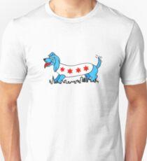 Chicago Style Dog Unisex T-Shirt