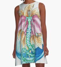 Tiger Lily A-Line Dress