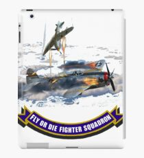 Fighter Squadron iPad Case/Skin