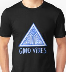 Good vibes positive mindset  Unisex T-Shirt