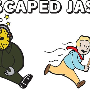 Escaping Jason by johnshadow86
