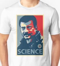 Niel deGrasse Tyson - Science Unisex T-Shirt
