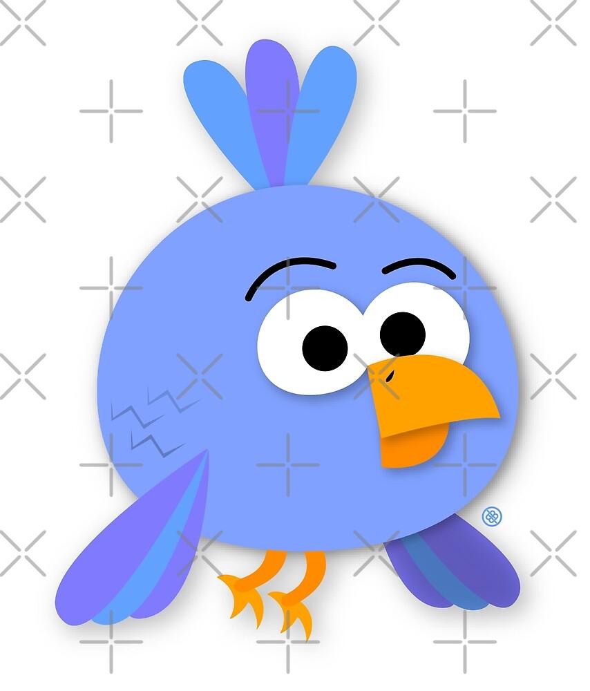Blue Bird by brandonbrye
