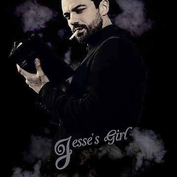 """Jesse Custer Tee Shirt """"Jesses Girl"""" by partainkm"""