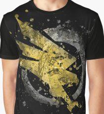 Befehl und Eroberung - GDI Splatter Grafik T-Shirt