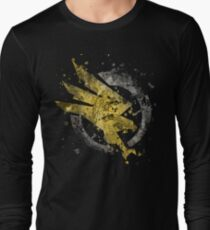Command and Conquer - GDI Splatter Long Sleeve T-Shirt