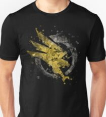 Command and Conquer - GDI Splatter Unisex T-Shirt