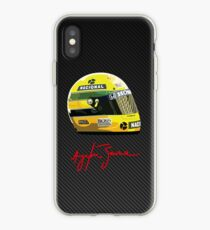 Ayrton Senna tribute 1 iPhone Case