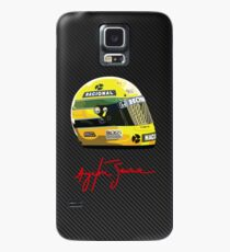 Ayrton Senna tribute 1 Case/Skin for Samsung Galaxy