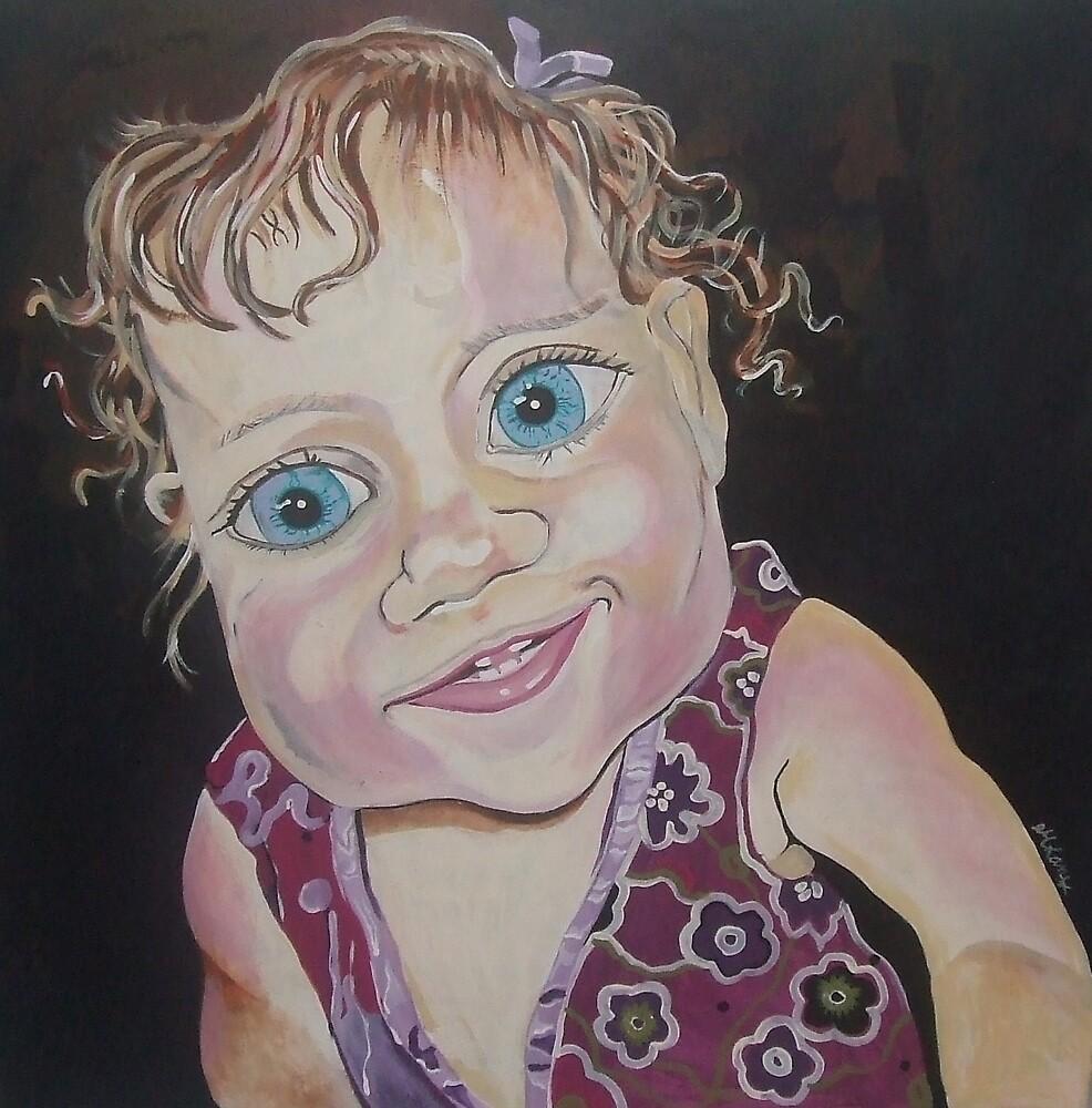 Baby Jasmin by Megan Lane