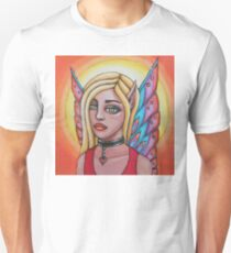 sunlight fairy painting 06/26/17 Unisex T-Shirt