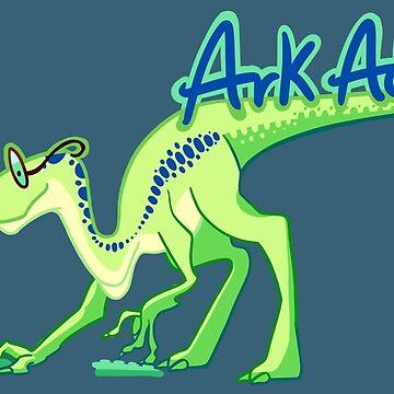 Ark Addict by Meowssacre