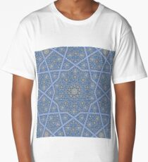 Four Layer Persian King Pattern Long T-Shirt