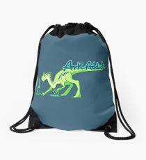 Ark Addict Drawstring Bag