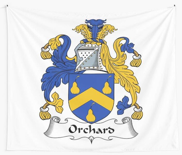 Orchard by HaroldHeraldry