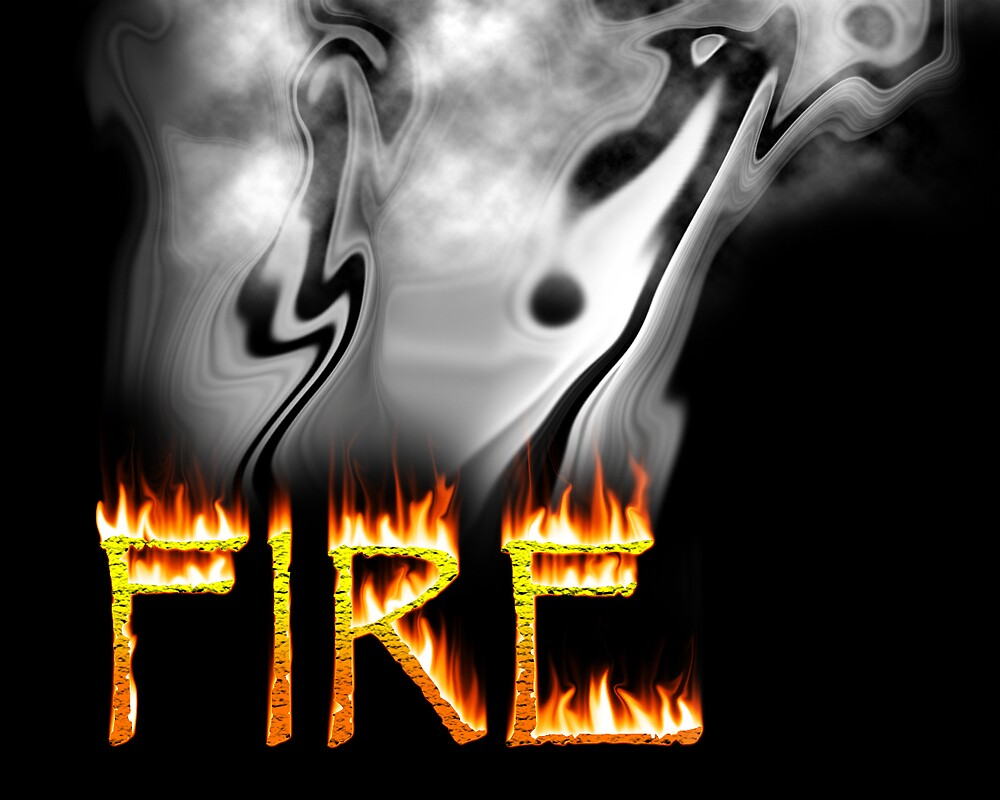 Fire by anirbanshaw